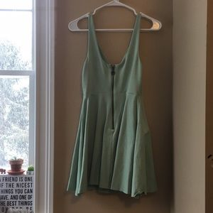 Urban Outfitters Dresses - UO Blue Kimchi Heart Of The Ocean Sweetheart Dress